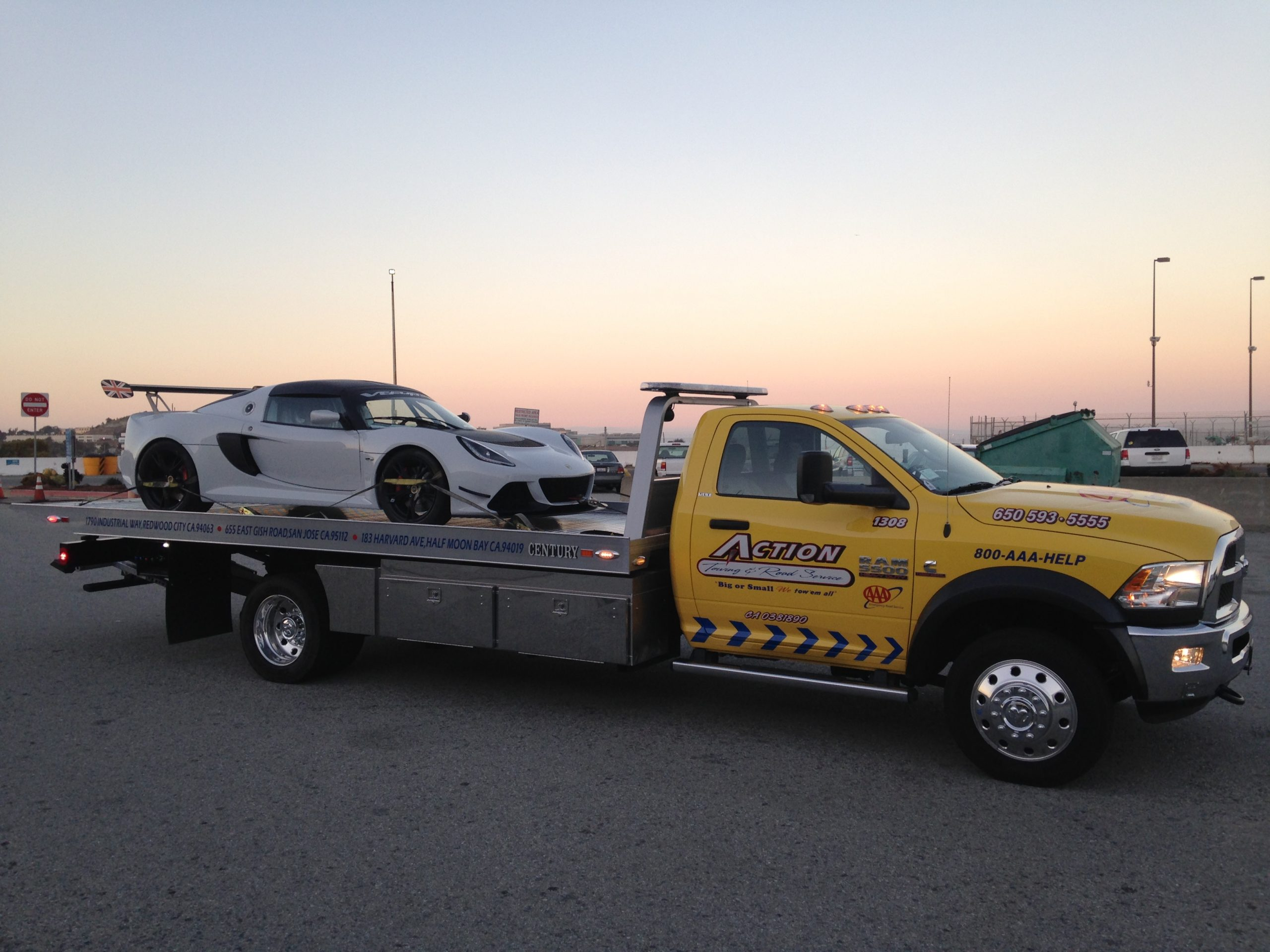 How to select the best tow truck service provider in San Jose?