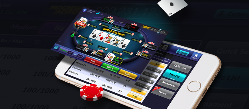 What is mean by IDN poker? Mention the rules of IDN poker