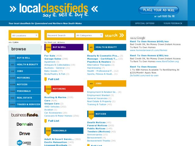 Local Classifieds In USA, Second-Hand Products For Sale