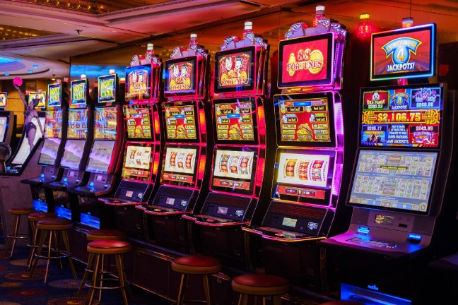 Online Slots - Play The Best Slot Machines For Free