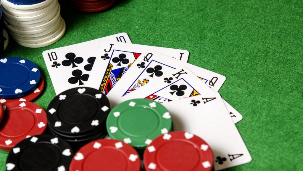 House - Online Poker Software Game