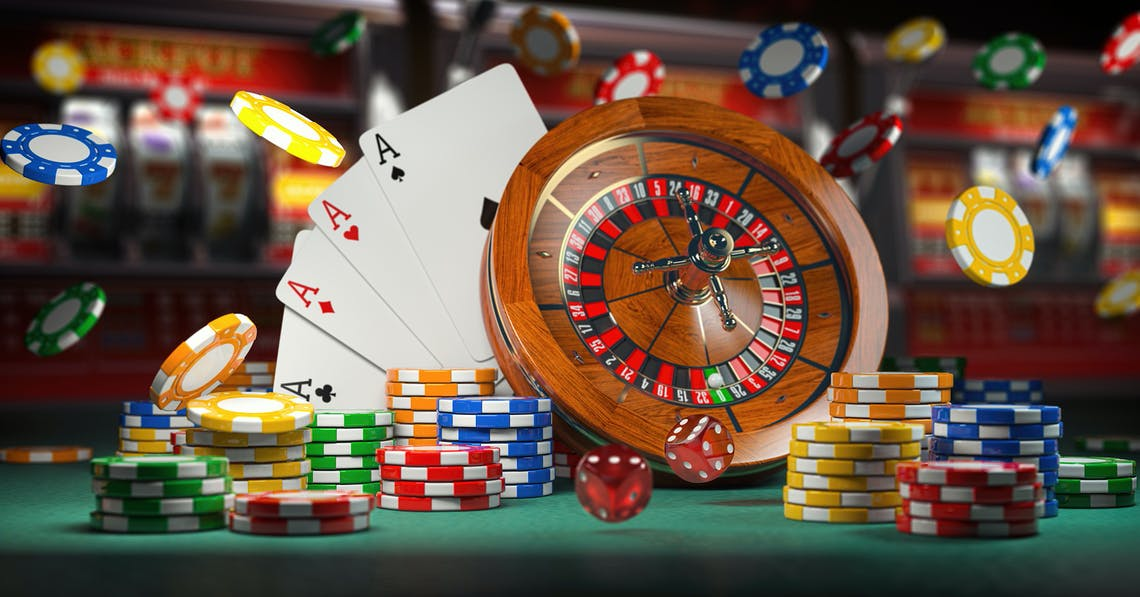 Why Everyone Seems To Be Useless Unsuitable About Casino