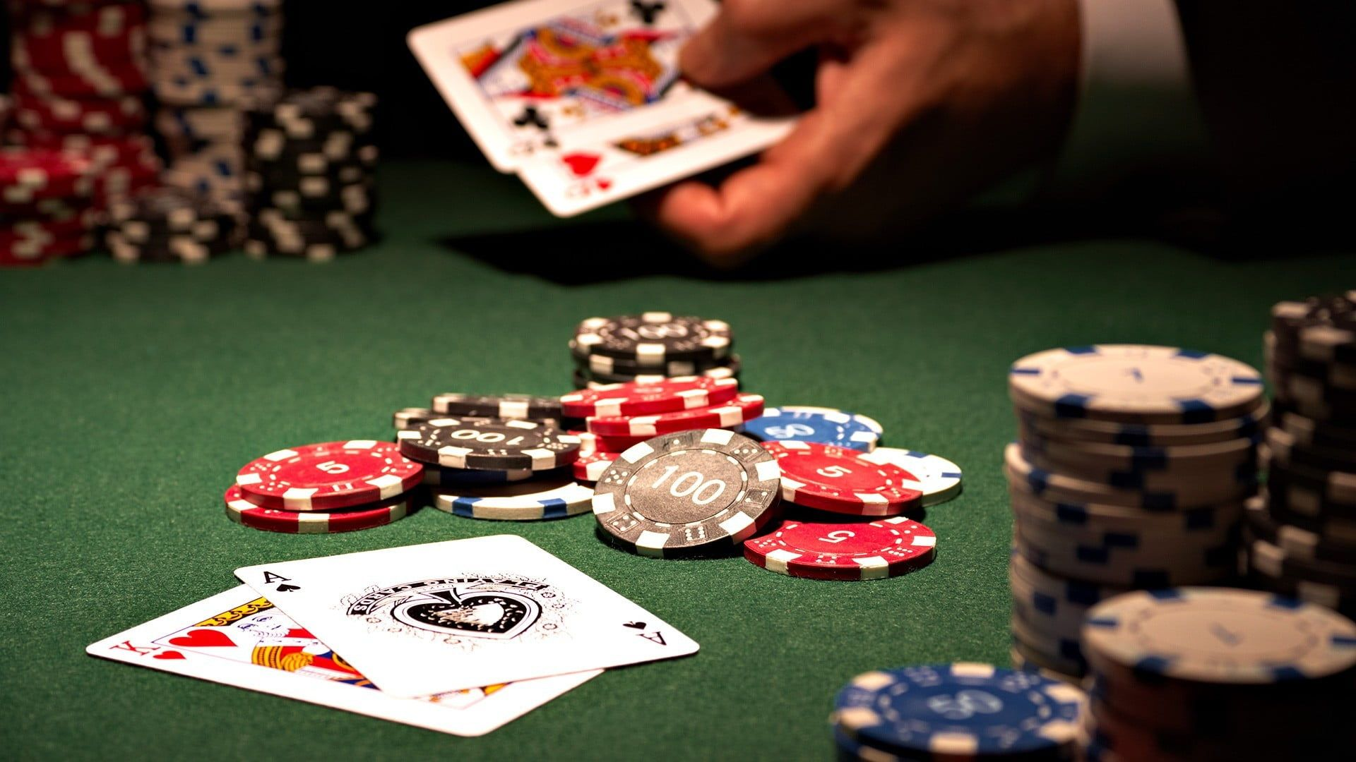 What The Pentagon Can Educate You About Poker