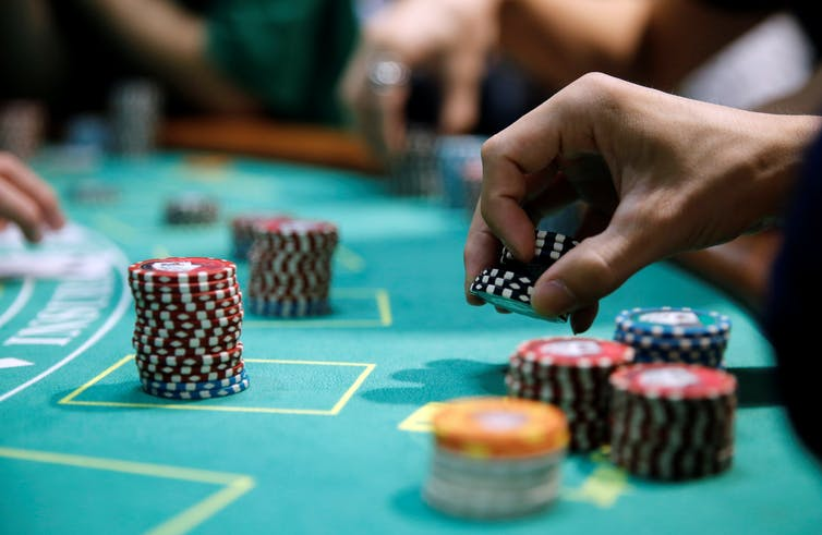 Gambling Casino 15 minutes A Day To Grow Your online business