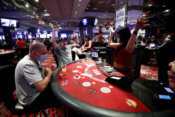 Three Methods Casino Could make You Invincible