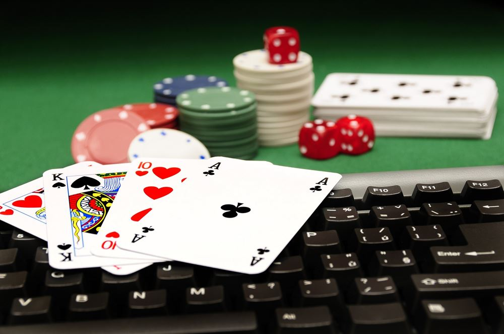 The Most Common Errors People Make With Casino Game